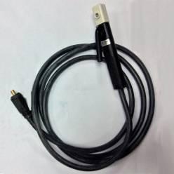Электрододержатель Abicor binzel DE 2200 с кабелем кг-16 (3м)